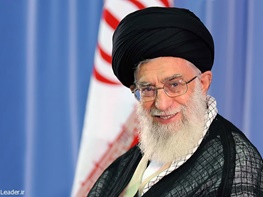 آیتالله خامنهای رهبر معظم انقلاب,صادق لاریجانی