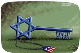 داعش امارت اسلامی عراق و شام ,حمله رژیم صهیونیستی به غزه,غزه