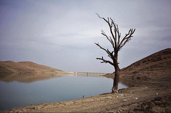 خشکسالی در همدان