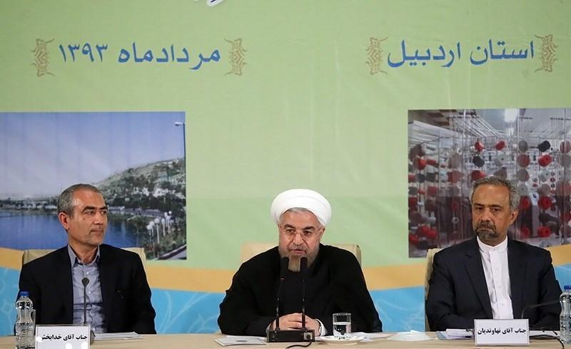 روحانی: احتمال دارد در زمستان قطعی گاز داشته باشیم/ اختصاص10 میلیون دلار برای مشکل آب کشور