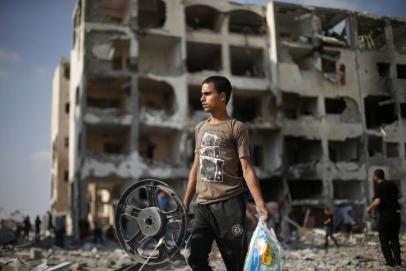 حمله رژیم صهیونیستی به غزه,غزه