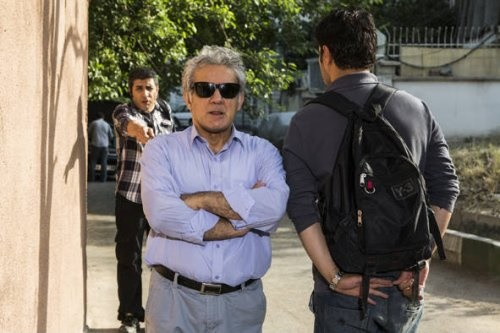 تصاویر مهدی هاشمی و جواد عزتی در «دردسرهای عظیم» / آغاز پخش یک مجموعه جدید