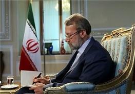 مذاکرات هسته ایران با 5 بعلاوه 1,آیت الله ناصر مکارم شیرازی,علی لاریجانی