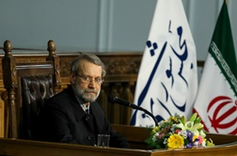 سقوط هواپیما,علی لاریجانی