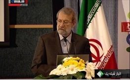 علی لاریجانی,اصل 44,حزب موتلفه اسلامی