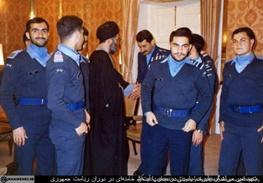 آیتالله خامنهای رهبر معظم انقلاب,دفاع مقدس جنگ تحمیلی