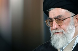 آیتالله خامنهای رهبر معظم انقلاب,اکبر ترکان
