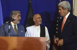 عبدالله عبدالله,افغانستان,حامد کرزی