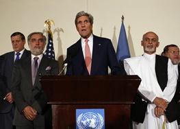 افغانستان,عبدالله عبدالله