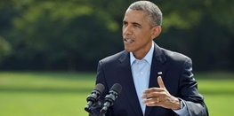 داعش امارت اسلامی عراق و شام ,باراک اوباما