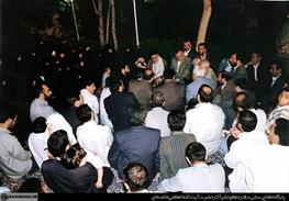 شهید اسدالله لاجوردی,آیتالله خامنهای رهبر معظم انقلاب