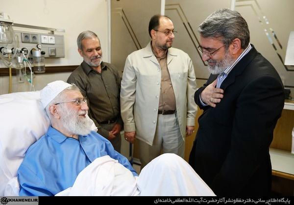 علی اکبر محتشمی پور,محمدجواد ظریف,علی جنتی