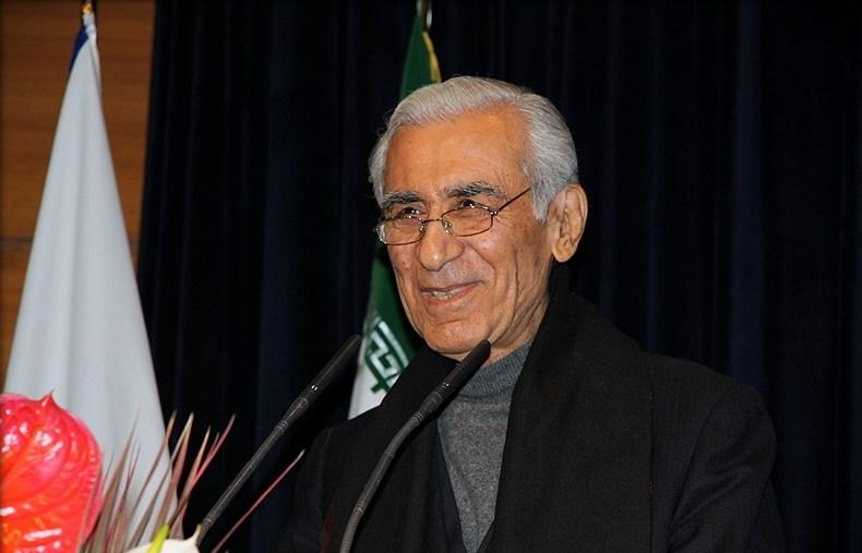 پیام تسلیت محقق داماد برای درگذشت پدر علم حقوق ایران