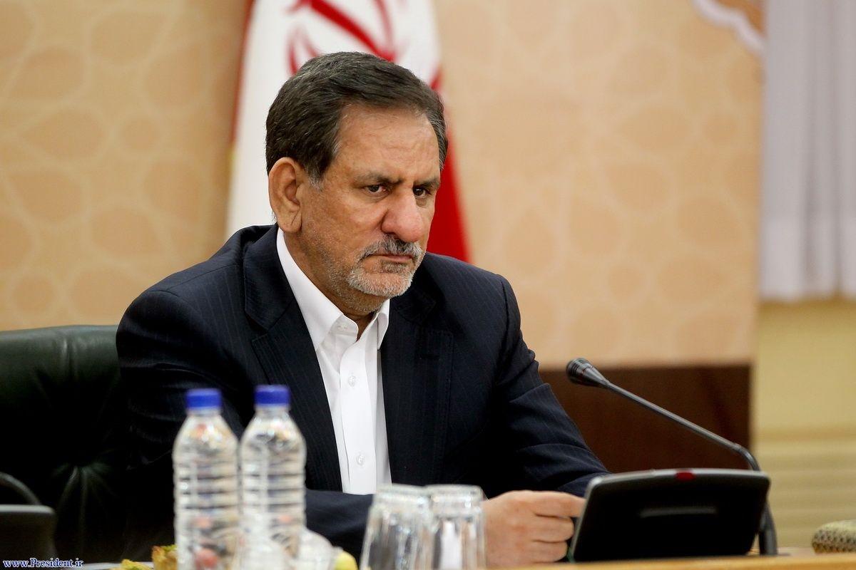 معاون اول روحانی: دولت تصمیمی برای گران کردن نان نگرفته/سیاست های اطلاع رسانی دولت تشریح شد