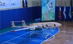 نظرتان درباره این عکس چیست / پهپاد «مسلح به موشکهای پدافند هوایی»