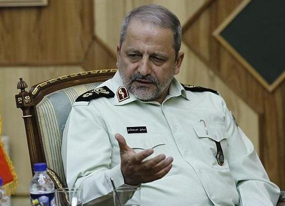احمدی مقدم: مردم هرچه بگویند، باید تسلیم باشیم/ تهدیدزدایی از اینترنت، هدف پلیس فتا