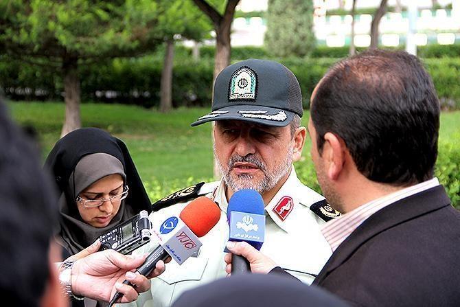 احمدیمقدم: داعش با مرزهای ایران فاصله زیادی دارد/ گسترش شدید موادمخدر و الکلیسم، جرایم پیشرونده