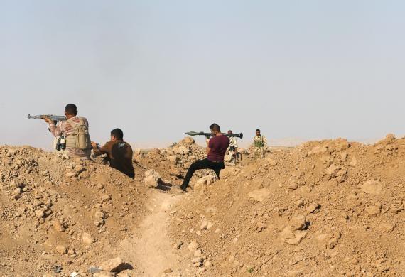 داعش امارت اسلامی عراق و شام ,عراق