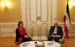 محمدجواد ظریف,کاترین اشتون,مذاکرات هسته ایران با 5 بعلاوه 1