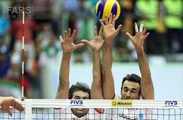 برنامه بازی های تیم ملی والیبال در مرحله دوم اعلام شد/ چهارشنبه؛ استرالیا - ایران