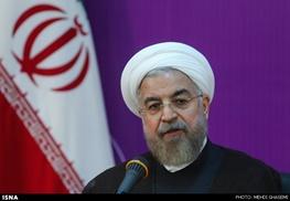 حسن روحانی,ایران و آمریکا,حمله به سوریه