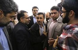 محمود احمدی نژاد,حیدر مصلحی