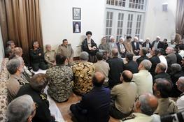 دفاع مقدس جنگ تحمیلی ,آیتالله خامنهای رهبر معظم انقلاب
