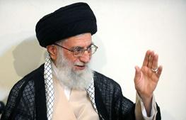 آیتالله خامنهای رهبر معظم انقلاب,بنیاد شهید و امور ایثارگران