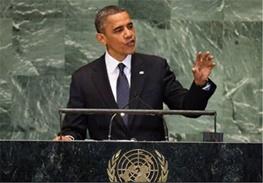 سازمان ملل,باراک اوباما