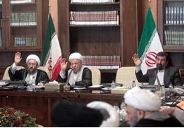 حسن روحانی,علی لاریجانی,مجمع تشخیص مصلحت نظام