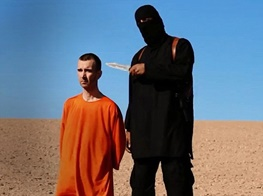 داعش امارت اسلامی عراق و شام ,انگلیس