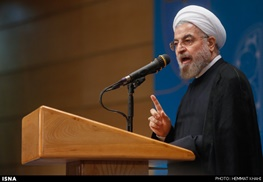روحانی:اگر در مذاکرات به حقوق ملت ما احترام نگذارند،صد در صد نتیجه باخت باخت است
