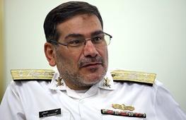 ایران و سوریه,علی شمخانی