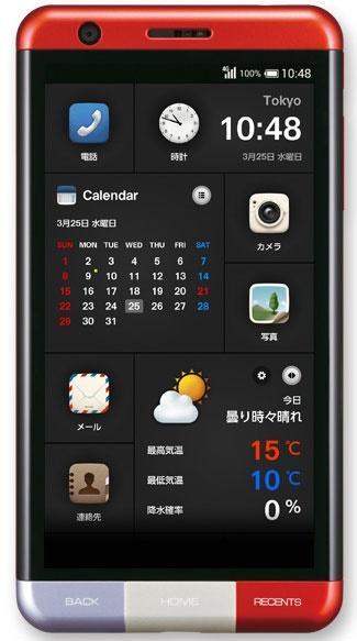 گوشی هوشمند بسیار زیبای ژاپنی که دل همگان را میبرد؛ هم ضد آب است هم ضد غبار!