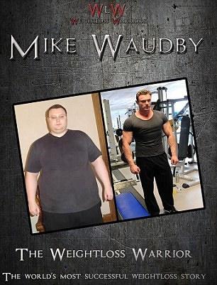 مرد چاقی که به یک ورزشکار حرفهای تبدیل شد