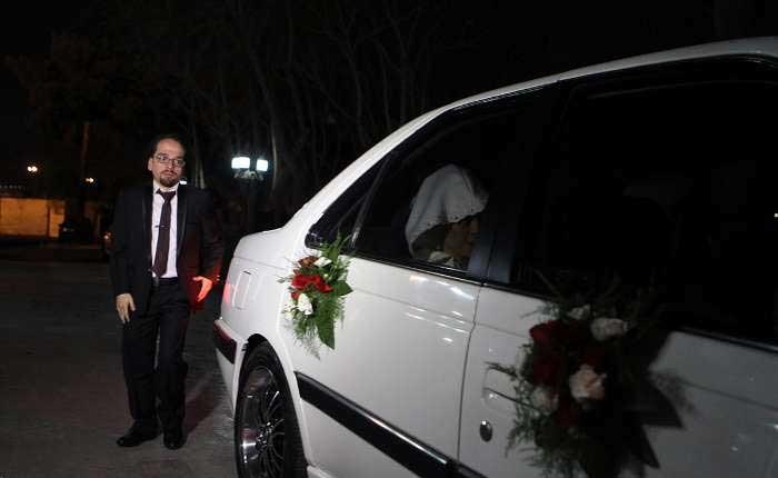 گزارشی تصویری از یک عروسی متفاوت