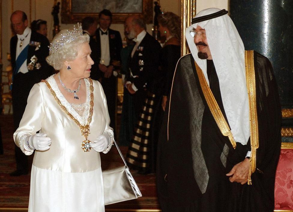 ملک عبدالله,عربستان