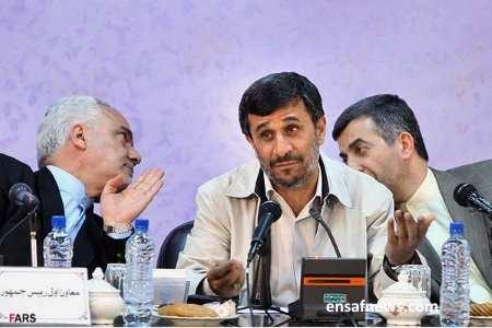 سخنگوی جبهه پیروان: ما هیچ ارتباطی با احمدینژاد نداشتیم/ در پرونده رحیمی یک نکته مثبت دیده می شود