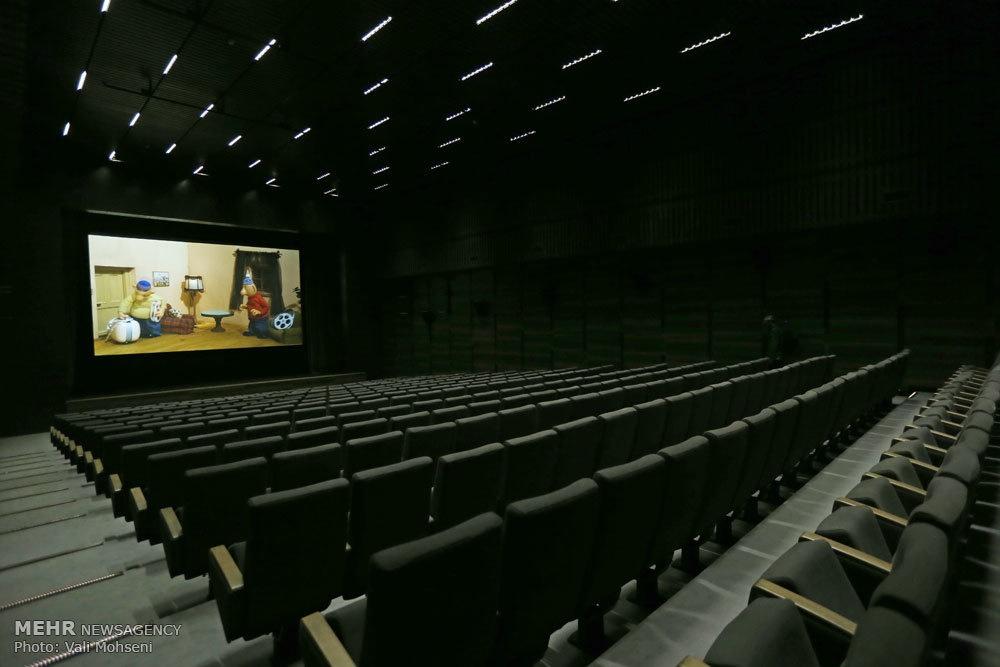 افتتاح پردیس سینمایی چارسو
