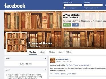 چالش سال نوی مالک فیس بوک