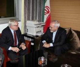 محمدجواد ظریف,ایران و روسیه,مذاکرات هسته ایران با 5 بعلاوه 1