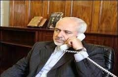 فدریکا موگرینی,محمدجواد ظریف