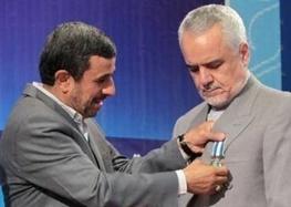 محمد رضا رحیمی, محمود احمدی نژاد