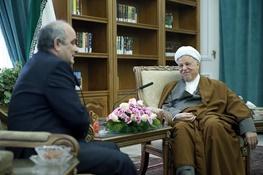ایران و روسیه,اکبر هاشمی رفسنجانی