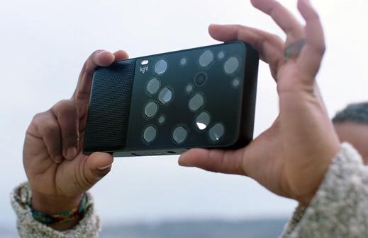 ساخت دوربینی با ۱۶ لنز برای ثبت تصاویر ۵۲ مگاپیکسلی / عکس