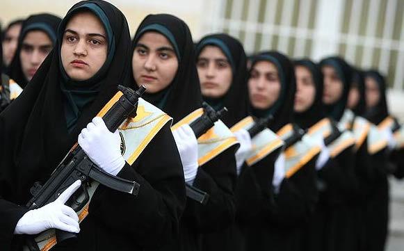 ایران چه تعداد «پلیس زن» دارد؟