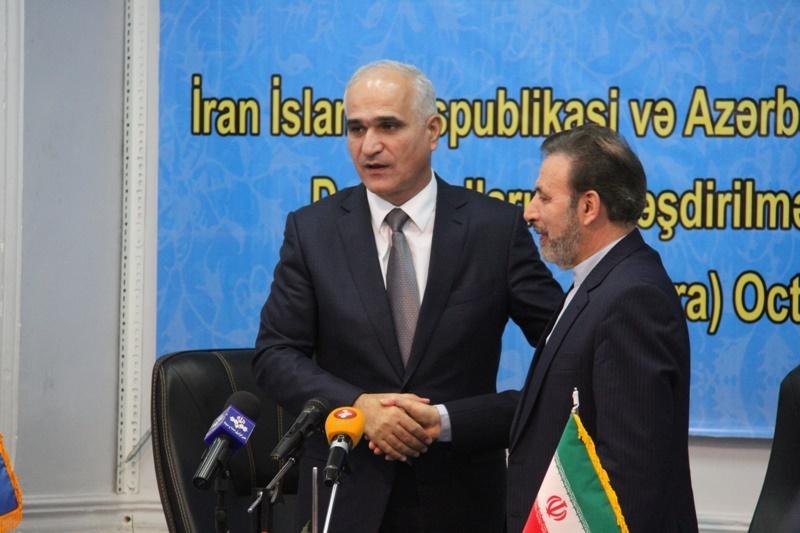 پروژه اتصال راه آهن جمهوری آذربایجان به ایران طی سال آتی به اتمام می رسد
