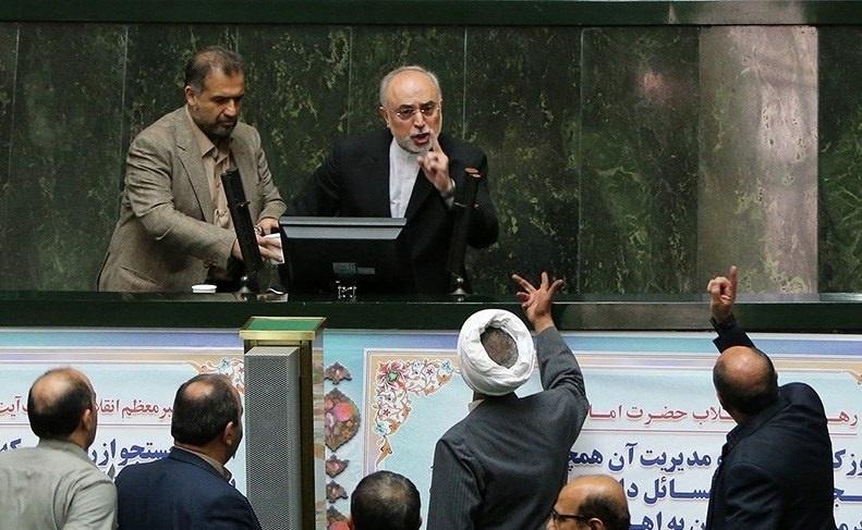 نطق آتشین صالحی در مجلس و خبر تهدید شدنش را اینجا بشنوید