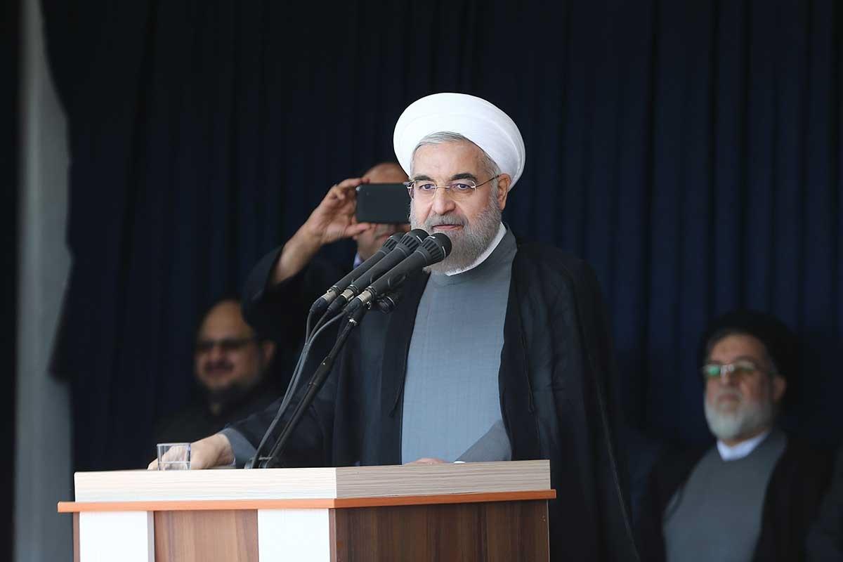 روحانی: کاسبان تحریم نگران کساد شدن دکانشان نباشند/از مجلس برای تصویب کلیات طرح برجام متشکرم