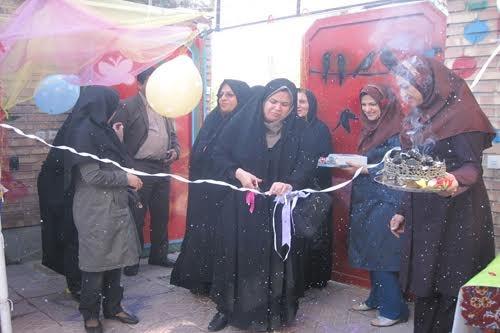 افتتاح دو مهدکودک در شهرستان سمنان با حضور معاون اجتماعی بهزیستی استان
